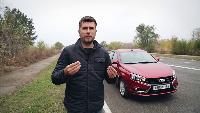 Антон Воротников Автомобили класса B Автомобили класса B - Lada Vesta Тест-драйв