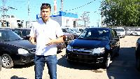 Антон Воротников Автомобили класса B Автомобили класса B - Новая Lada Granta лифтбек. Обзор