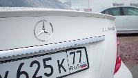 Антон Воротников Автомобили класса D Автомобили класса D - Mercedes-Benz C63 AMG Тест-Драйв.