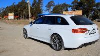 Антон Воротников Быстрые автомобили Быстрые автомобили - Audi RS4 (450 л.с.) Тест-драйв.