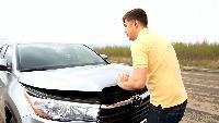 Антон Воротников Полноразмерные кроссоверы Полноразмерные кроссоверы - Toyota Highlander.