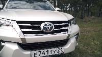 Антон Воротников Разное Разное - Для чего нужен Toyota Fortuner?