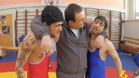 Даёшь молодёжь! Борцы Тамик и Радик Олимпийская сборная