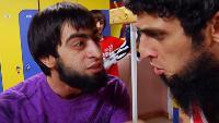 Даёшь молодёжь! Борцы Тамик и Радик Вентиль с бородой