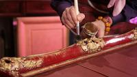 Декоративные страсти 1 сезон 149 выпуск. Мастер-класс от Марата Ка: Старинное зеркало