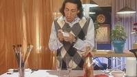 Декоративные страсти 1 сезон 26 выпуск. Как декорировать бутылку шампанского и бокалы