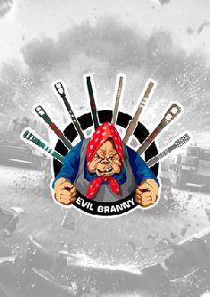 Смотреть EviL GrannY бесплатно