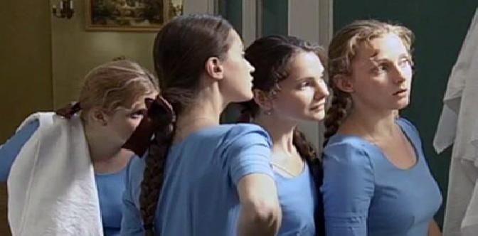 Смотреть Институт благородных девиц бесплатно