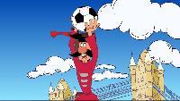 Казаки. Футбол - Казаки. Греция