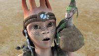 Легенда об Энио Сезон 1 Парящие острова