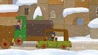 Машинки Сезон-1 Снегоуборочная машина