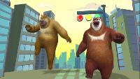 Медведи-соседи Сезон-2 Храбрая Санни