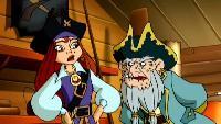 Монстры и пираты Сезон-1 Серия 6