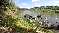 Один на реке – путешествие продолжается Сезон-1 Серия 7. Рыбалка на Хопре