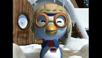 Пингвиненок Пороро. Подарок Лупи