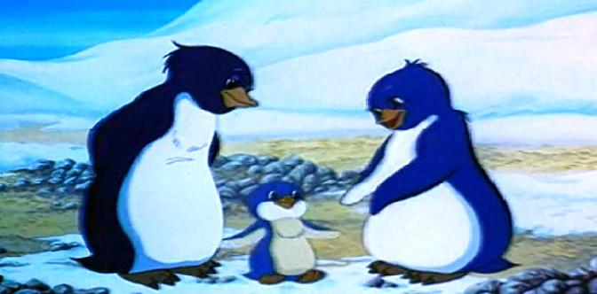 Смотреть Приключения пингвиненка Лоло бесплатно