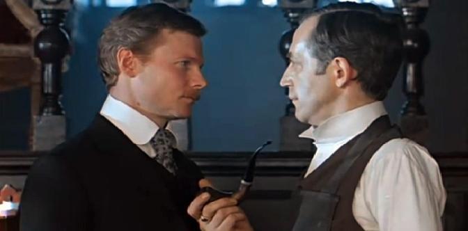 Смотреть Приключения Шерлока Холмса и доктора Ватсона бесплатно