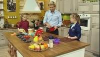 Сладкие истории 2 сезон Сахарные тюльпаны и абрикосовый пирог
