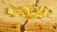 Сладкие истории 3 сезон Торт «Лимонник»