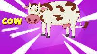 Учим английский с Ам Нямом Сезон-1 Ам Ням ищет животных на ферме
