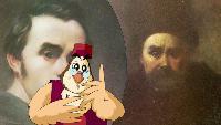 Уроки тетушки совы Всемирная картинная галерея Всемирная картинная галерея - Тарас Шевченко