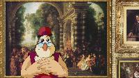 Уроки тетушки совы Всемирная картинная галерея Всемирная картинная галерея - Жан Антуан Ватто