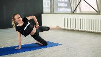 Workout. Будь в форме Сезон-1 Пилатес. 15 минут для стройного тела