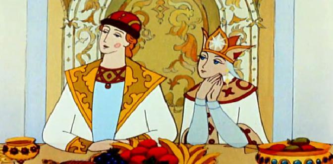 Смотреть Сказка о царе Салтане бесплатно