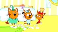 Три кота 3 сезон 126 серия. Точно в цель